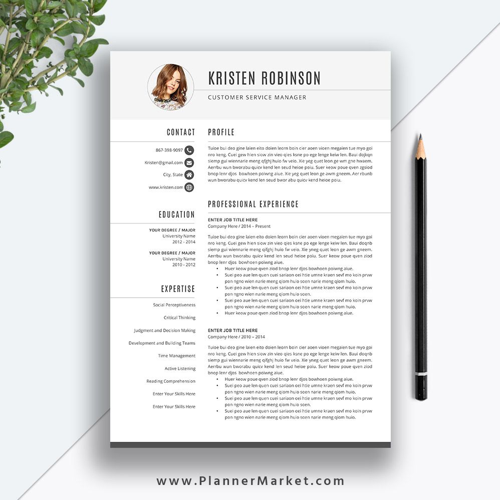 Pin on Best Professional Template