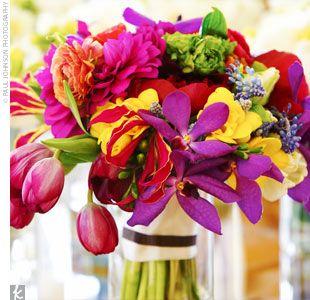 wedding flowers?