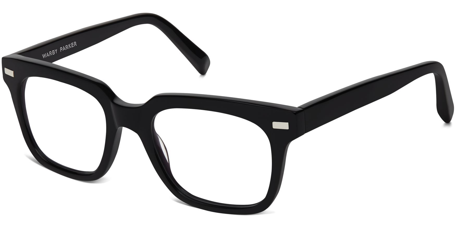 2441a0b6add6 Angle of Winston in Jet Black Online Eyeglasses