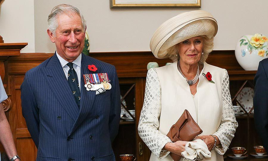 Prince Charles and the Duchess of Cornwall: Best pics from their New Zealand tour - HELLO! US