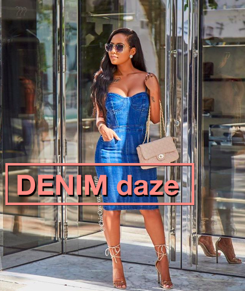 6202cbff45 Pin by Chic Couture Online on DENIM Daze ~ Chic Couture Online ...