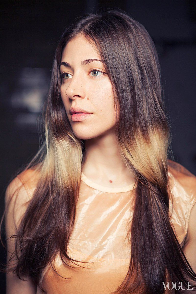 Chairlift's Caroline Polachek On Why Her Bleached Halo ...