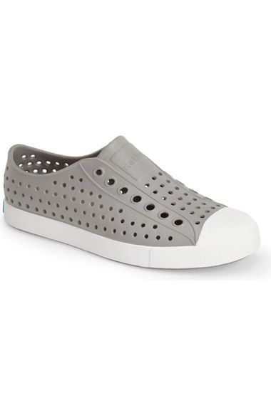 e71110c62470 Native Shoes 'Jefferson' Water Friendly Perforated Sneaker (Women)  available at #Nordstrom