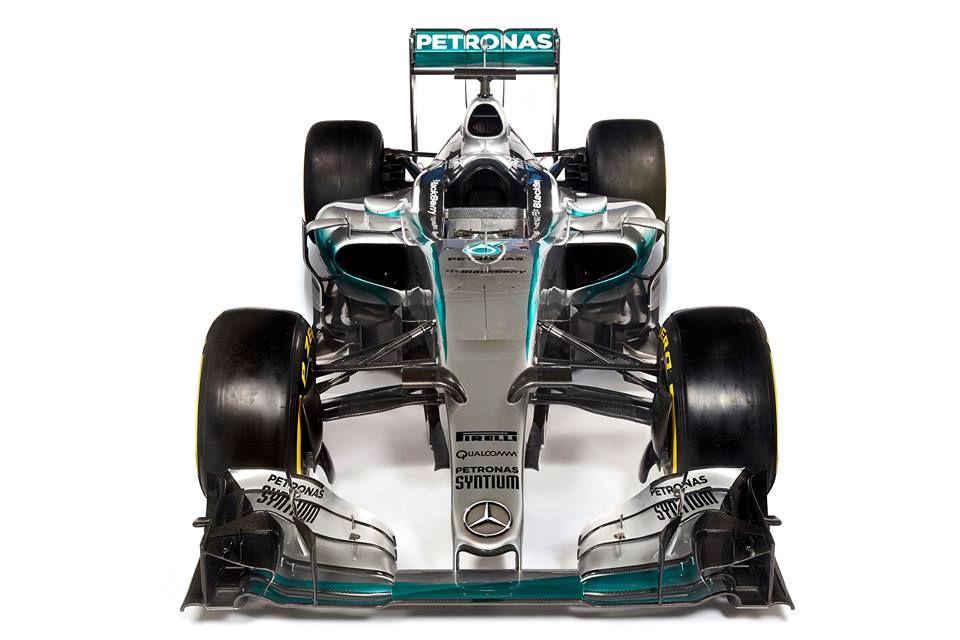 MERCEDES AMG PETRONAS F1 W06 Hybrid - will Silver Arrow be on-target again in 2015?