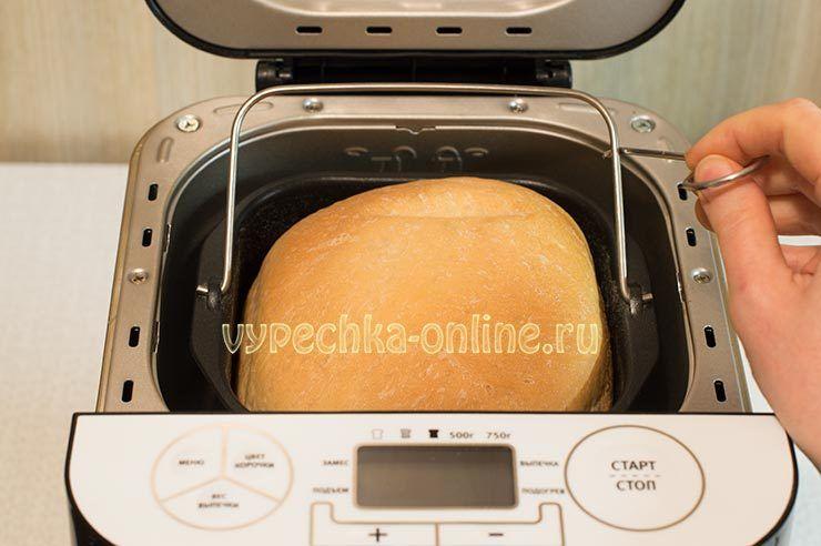 рецепт хлеб простой