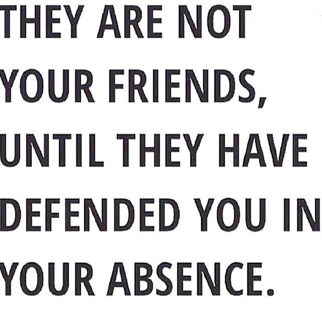 True Friends Got Your Back Friendship Quotes Loyalty Quotes Friends Quotes
