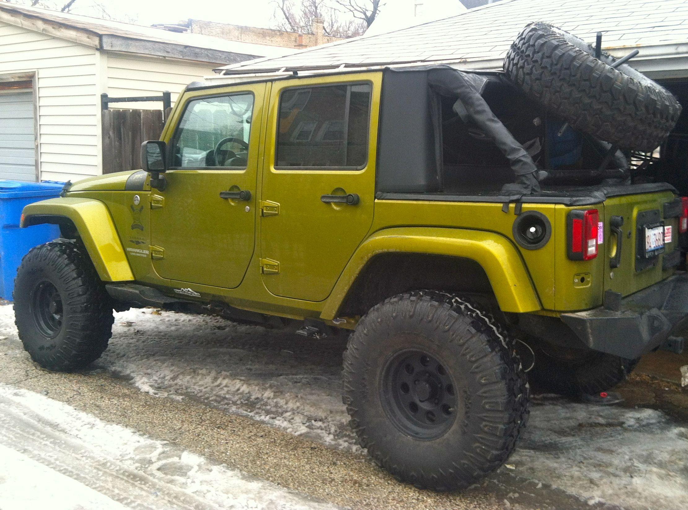 Jeep Wrangler Jk Custom Tire Carrier Jeep Wrangler Jeep Cars
