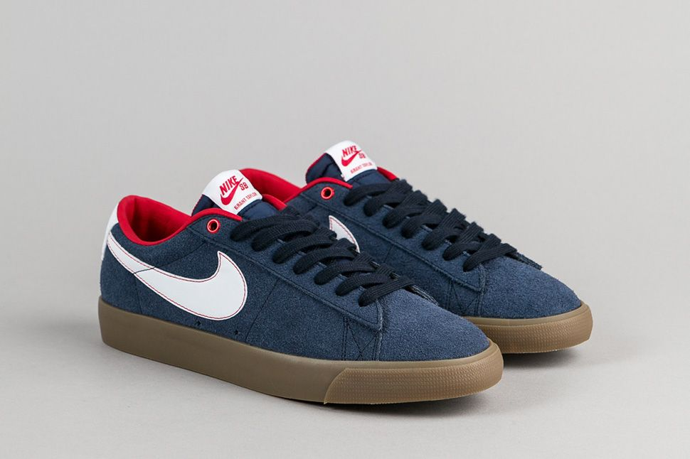 Celebrate Independence Day With This Nike SB Blazer Low GT