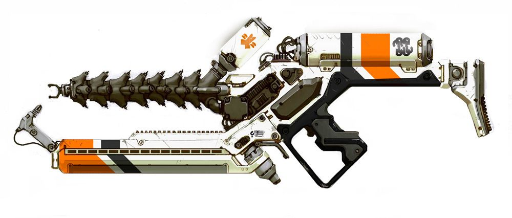 District 9 alien gun
