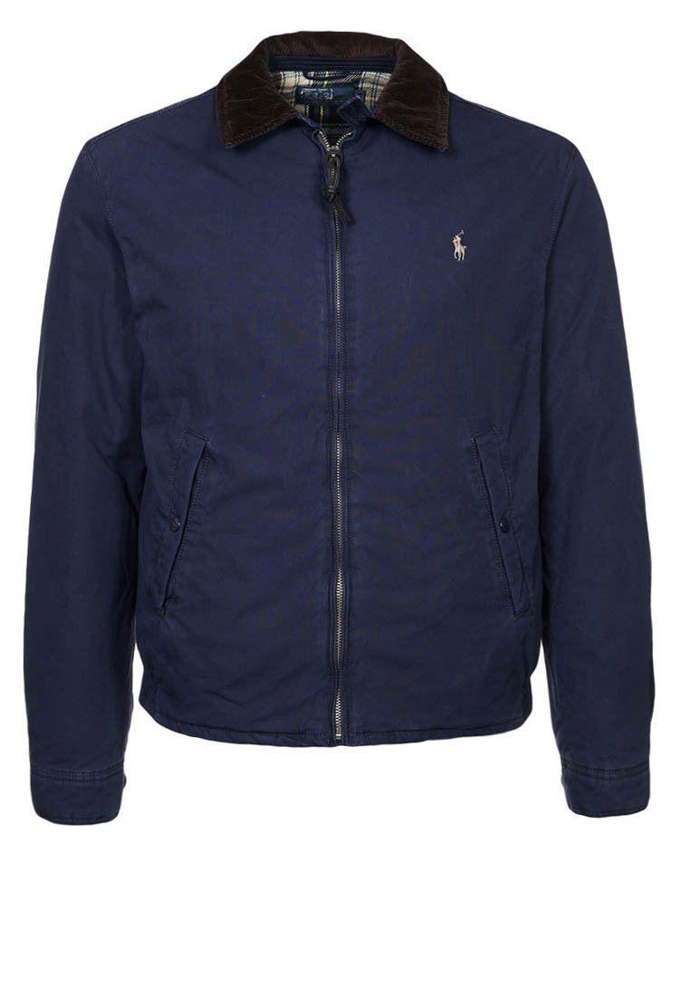 Polo Ralph Lauren Shelburne Ubergangsjacke Blue Zalando De Outerwear Jackets Ralph Lauren Mens Outfits [ 1100 x 762 Pixel ]