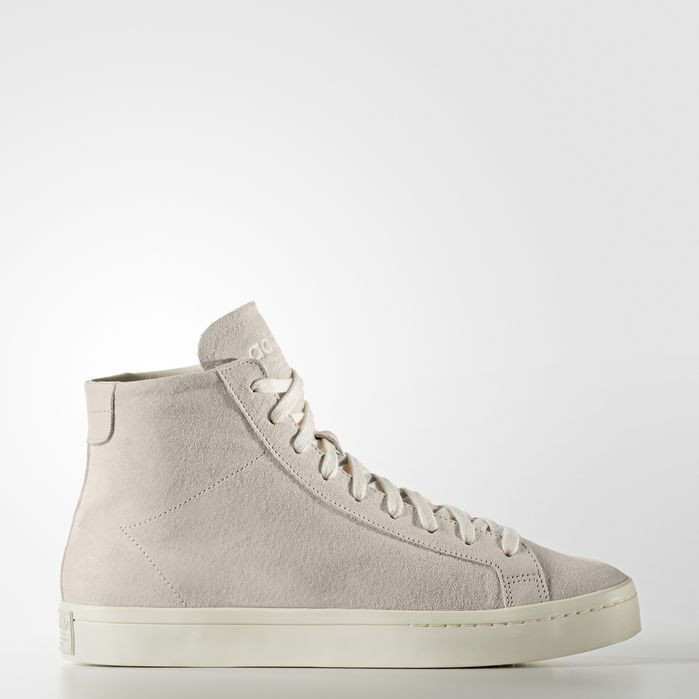 adidas Court Vantage Shoes - Mens High Tops