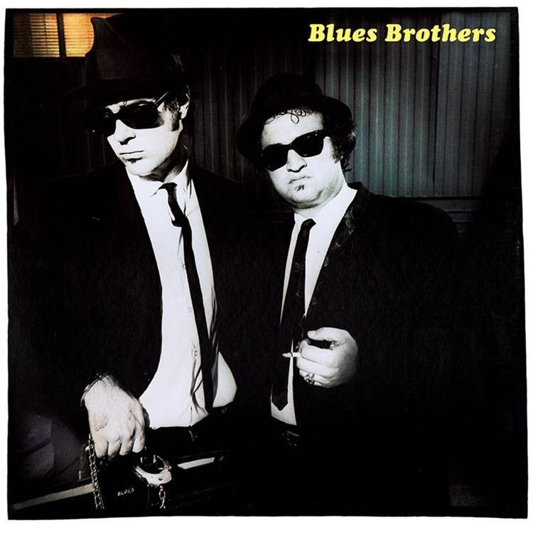 The Blues Brothers Briefcase Full Of Blues 180g Vinyl Lp Blues Brothers Blues Music Album Covers