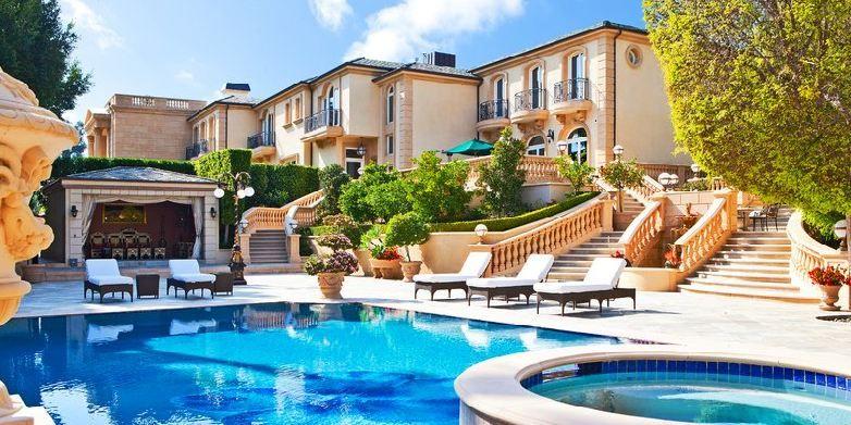 Luxury Homes In California