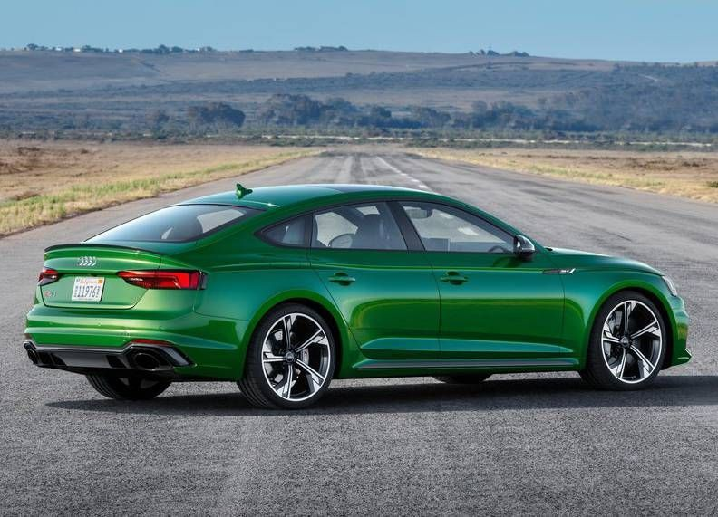 Audi 0 60 >> 2019 Audi Rs5 Sportback Review Specs 0 60 Mph Price