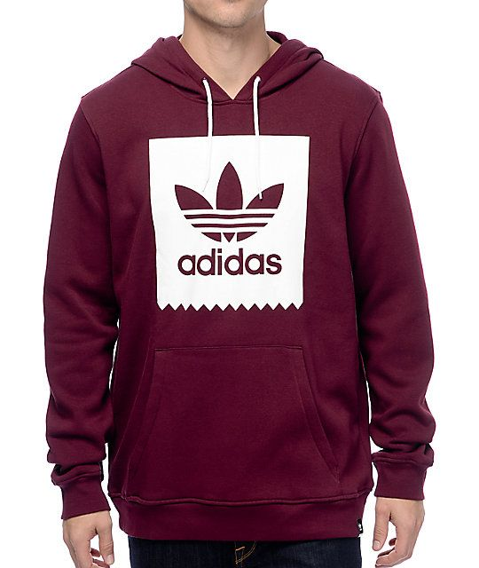 dc4845ef54c25 If you re an early bird shredder, add the Blackbird Basic Fill maroon hoodie