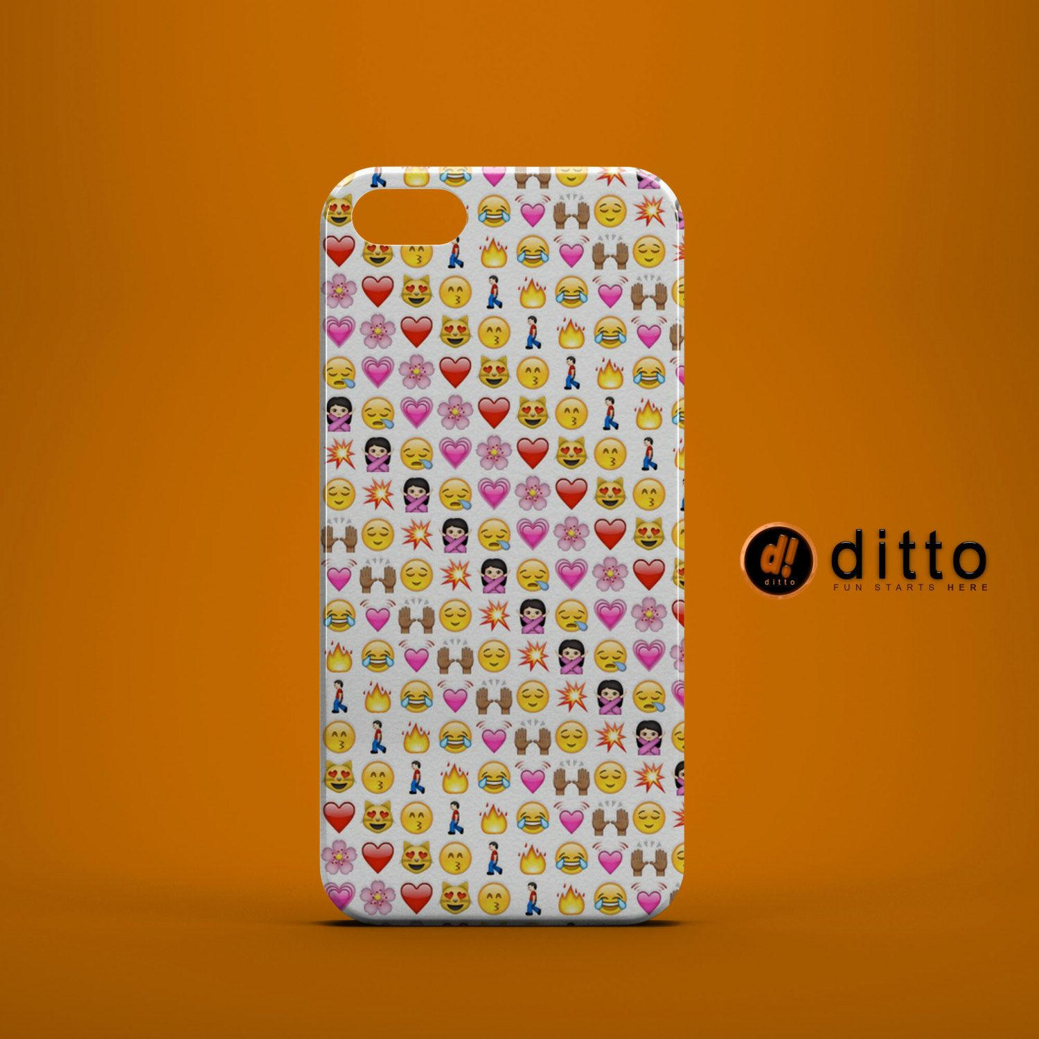 Emoji Love Design Custom Case By Ditto For Iphone 6 6 Plus Iphone 5 5s 5c Iphone 4 4s Samsung Galaxy S3 S4 S5 And Note 2 3 4 Custom Case Emoji Love Iphone