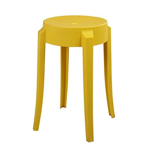 Super Lrw Plastic Stools Thickened Adult Fashionable Small Stools Ncnpc Chair Design For Home Ncnpcorg
