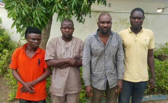 Welcome to e-Talk9ja: Photos: Police arrests killers of Managing Directo...