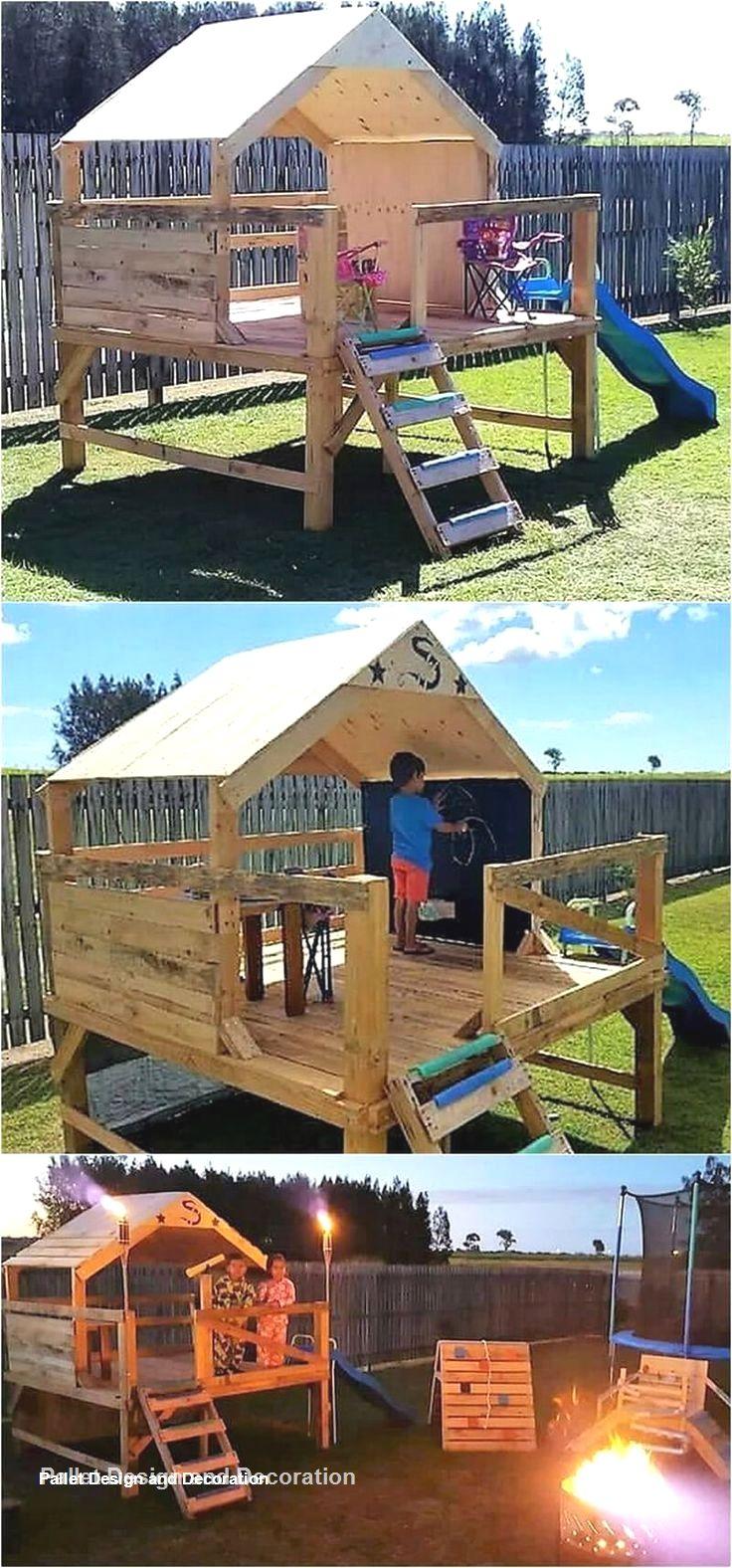 DIY Backyard Pallet Projects