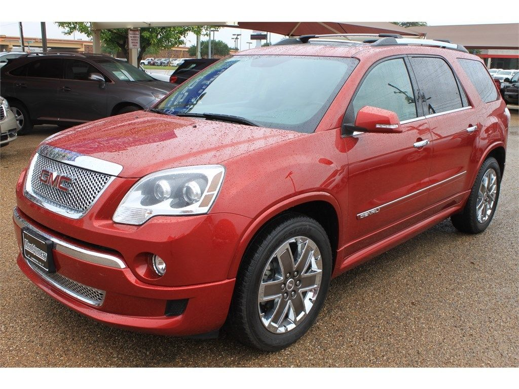 2012 GMC Acadia FWD 4dr Denali at Montgomery AutoPlaza in