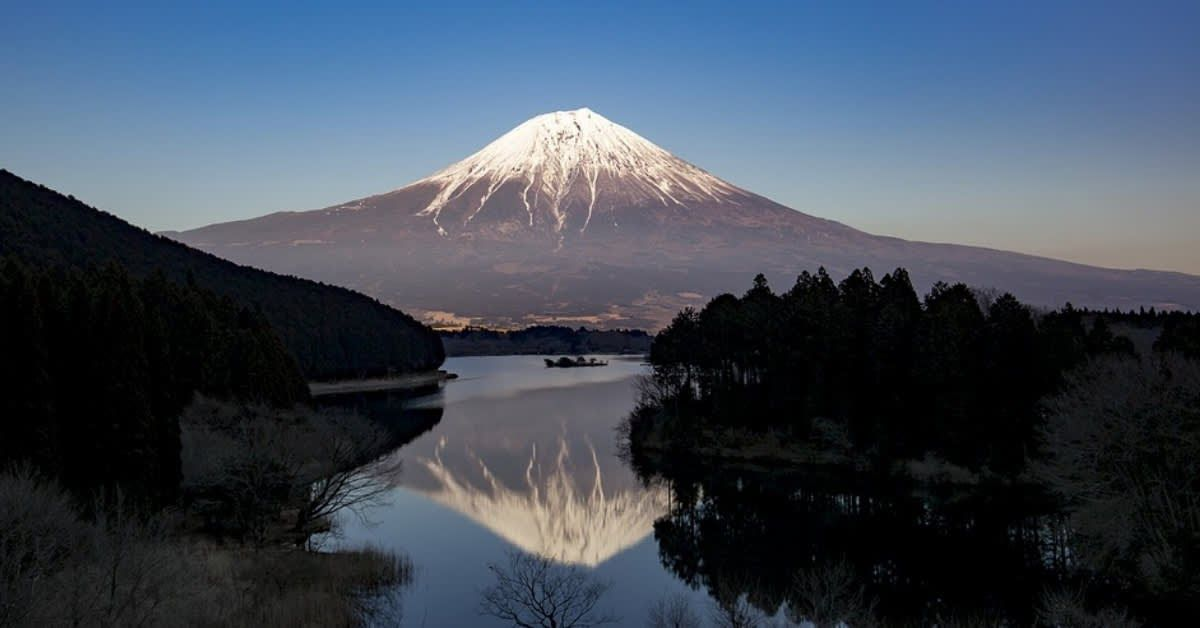 29 Gambar Pemandangan Gunung Di Jepang Di 2020 Pemandangan Wisata Jepang Jepang
