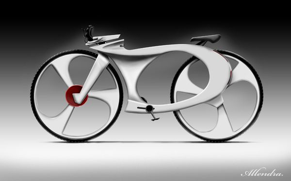 I Bike Design By Reindy Allendra A New Concept Which Includes Ipod Connectivity And Security Lock Plus Light Weigh Bike Design Bicycle Design Modern Bicycle