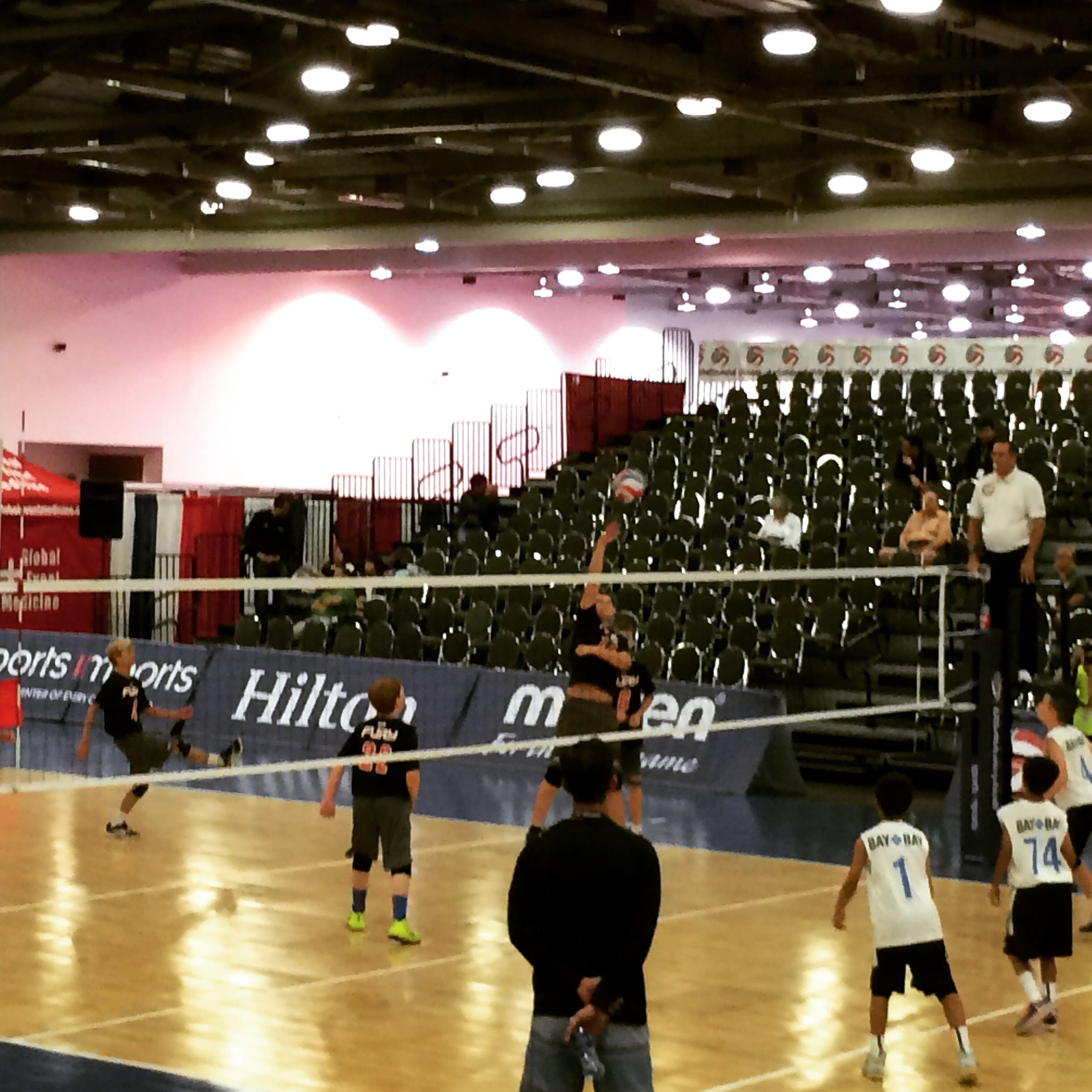 Boys Junior Nationals Volleyball Championships Columbus Ohio Volleyball Volleyball Net Volleyball Equipment