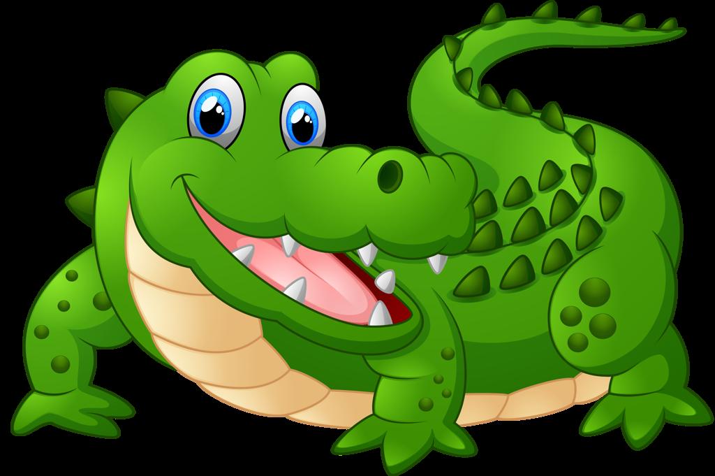 Картинка крокодил для детей из сказки