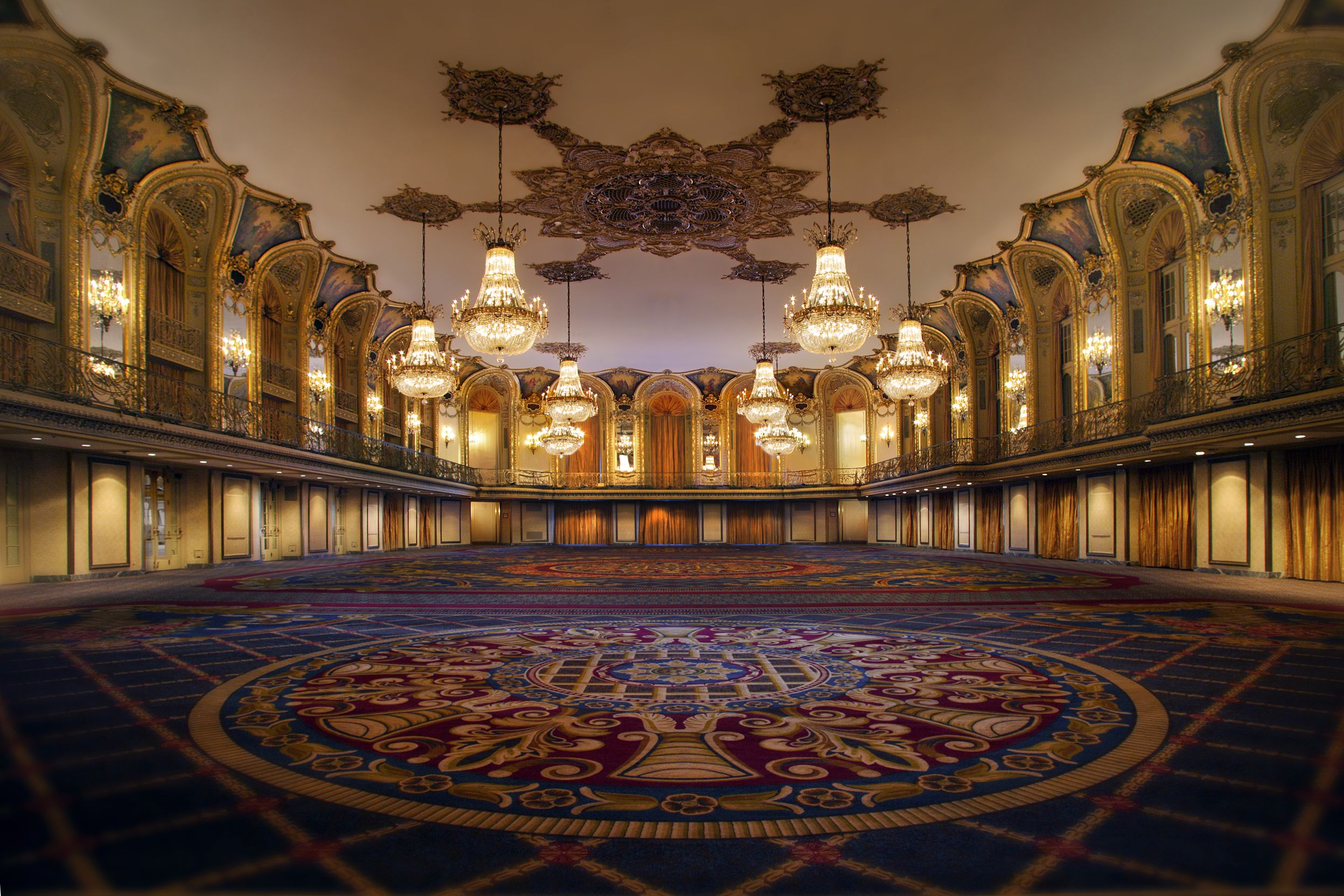 Grand ballroom esther 39 s mansion pinterest ballrooms for Small luxury hotels chicago