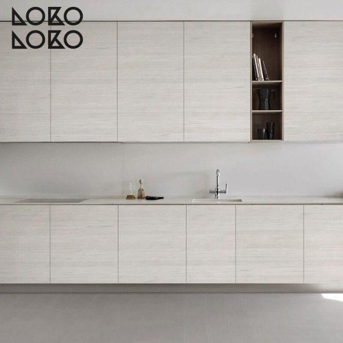 Vinilo de textura de madera de roble para forrar muebles de cocina ...