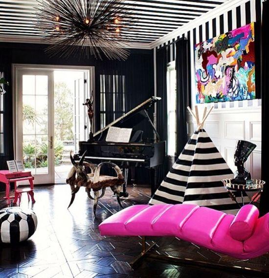 Inside Kourtney Kardashian's Remolded Home | Home interior ...