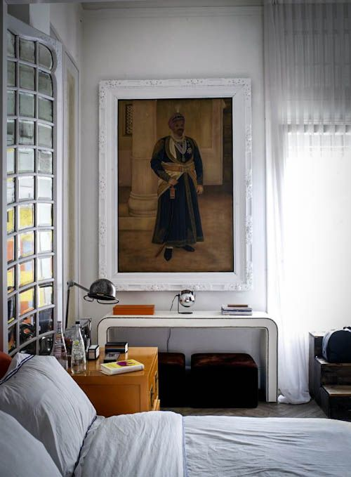 The Spanish Interior Designer ++Lázaro Rosa Violán++ Is A Master Of His  Business. We Have Visited His Apartment In Barcelona. Pure Design  Inspirations.