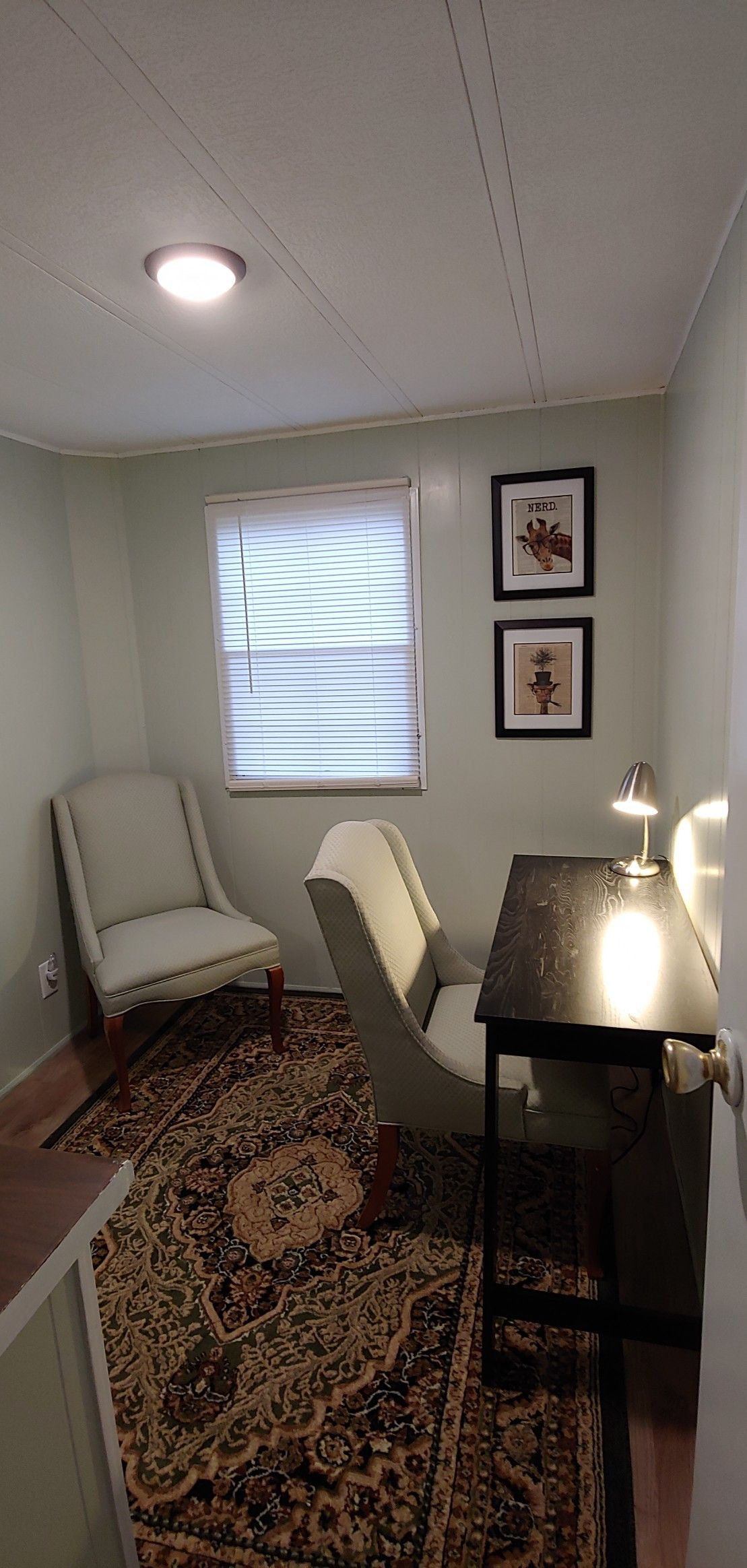 Receiving Room Interior Design: MANUFACTURED HOME DIY REMODEL