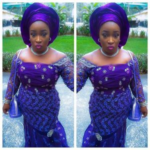 Beautiful Nigerian Dress Styles Such as Aso Ebi, Ankara, Lace, Buba etc. #nigeriandressstyles