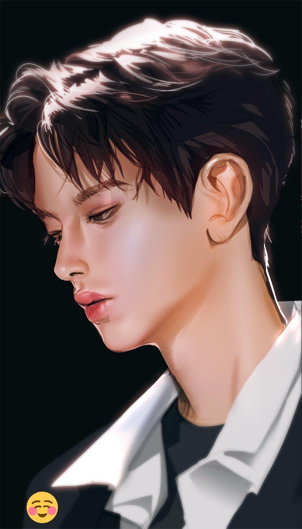 Gambar Anime anak lakilaki oleh Selly Anggreani pada Kim