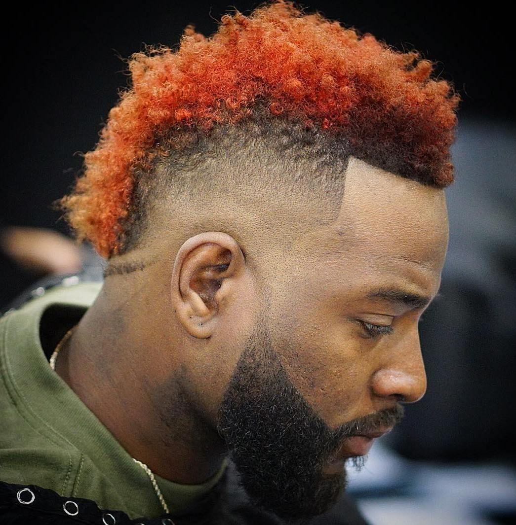 stylish fade haircuts for black men noah pinterest hair