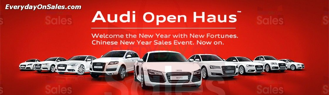 audi open haus chinese new year sales in malaysia new years sales haus audi audi open haus chinese new year sales