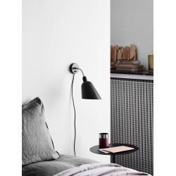 Tradition Bellevue Aj9 Wandleuchte Schwarz Stahldesigntolike De In 2020 Black Wall Lamps Wall Lamp Bedside Lighting