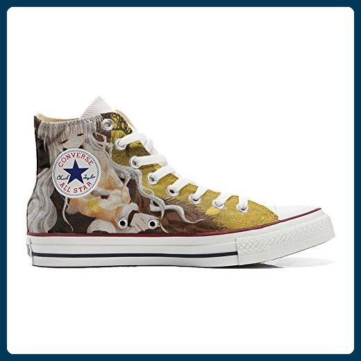 Converse All Star personalisierte Schuhe (Handwerk Produkt) Slim Colors  32 EU