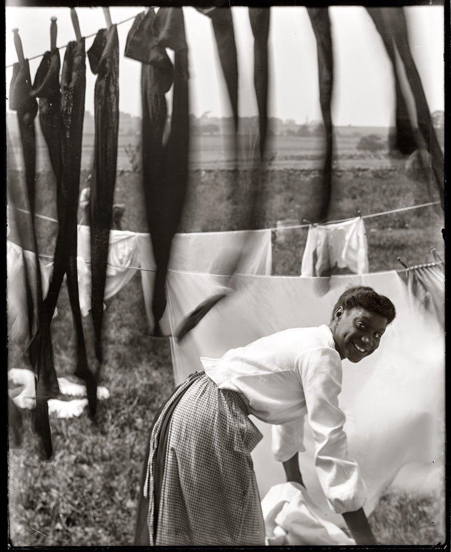 Gertrude Stanton Käsebier, Black and White, 1903