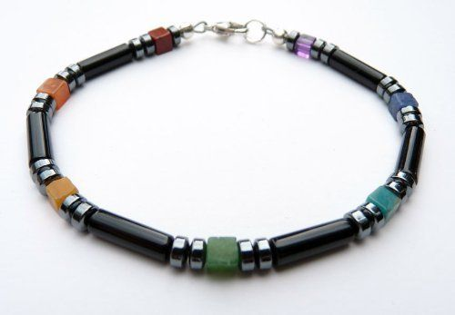 Damali - MB01 Men's Chakra Bracelets: Gemstone Balancing Healing Metaphysical Spiritual Jewelry: http://www.amazon.com/Damali-Bracelets-Balancing-Metaphysical-Spiritual/dp/B001HAN64E/?tag=greavidesto05-20