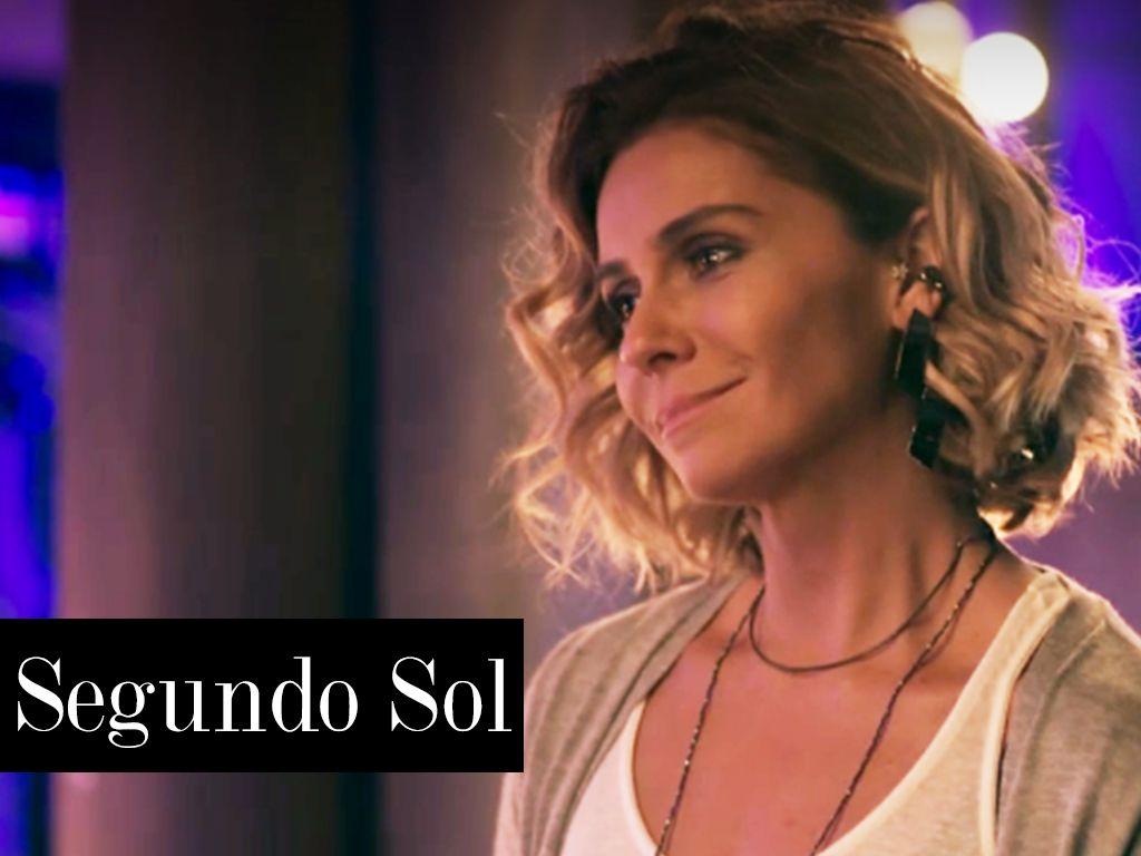 e2bacf65e A novela Segundo Sol já é sucesso nas telinhas com o super drama da mocinha  Luzia