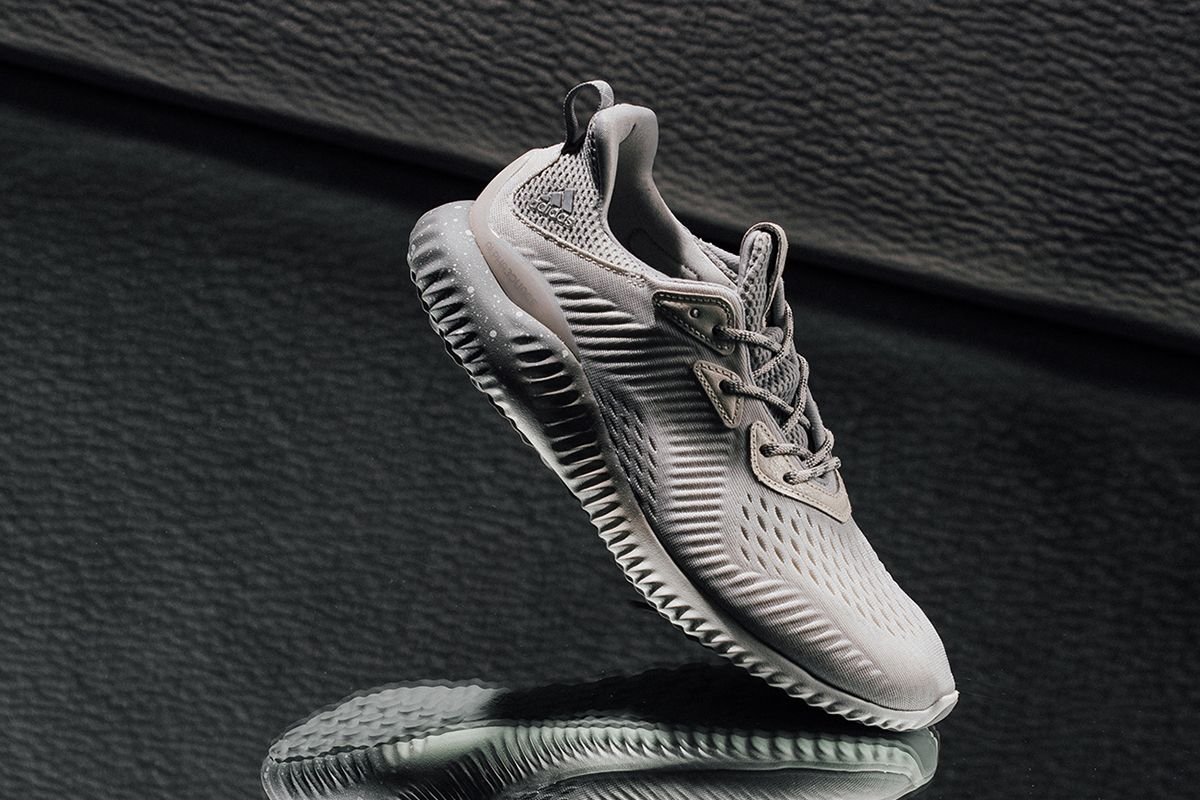 ... best service Reigning Champ x adidas Alpha Bounce Street Sneakers  Pinterest . ab271a38f