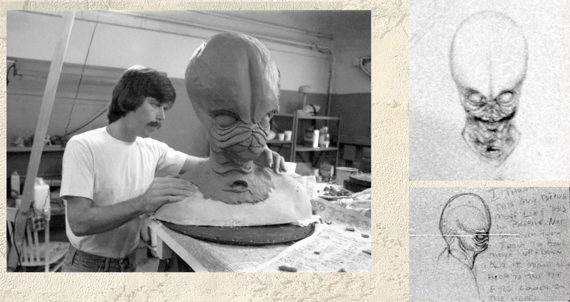 Rare And Wacky Behind The Scenes Photos Of The Star Wars Cantina Star Wars Sequel Trilogy Star Wars Scenes