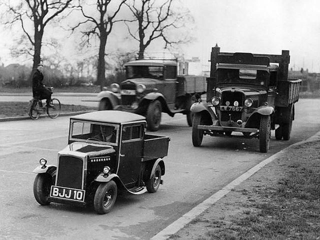 Märkliga konceptfordon från förr Ovanliga bilar från förr i tiden (12) – Bilsport