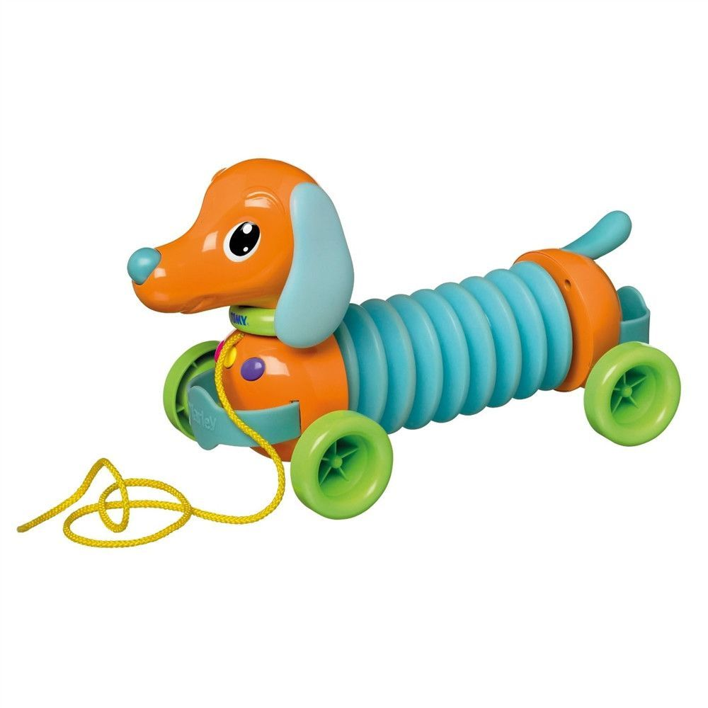 Tomy Marley The Musical Dog Tomy Toys Pull Toy Activity Toys