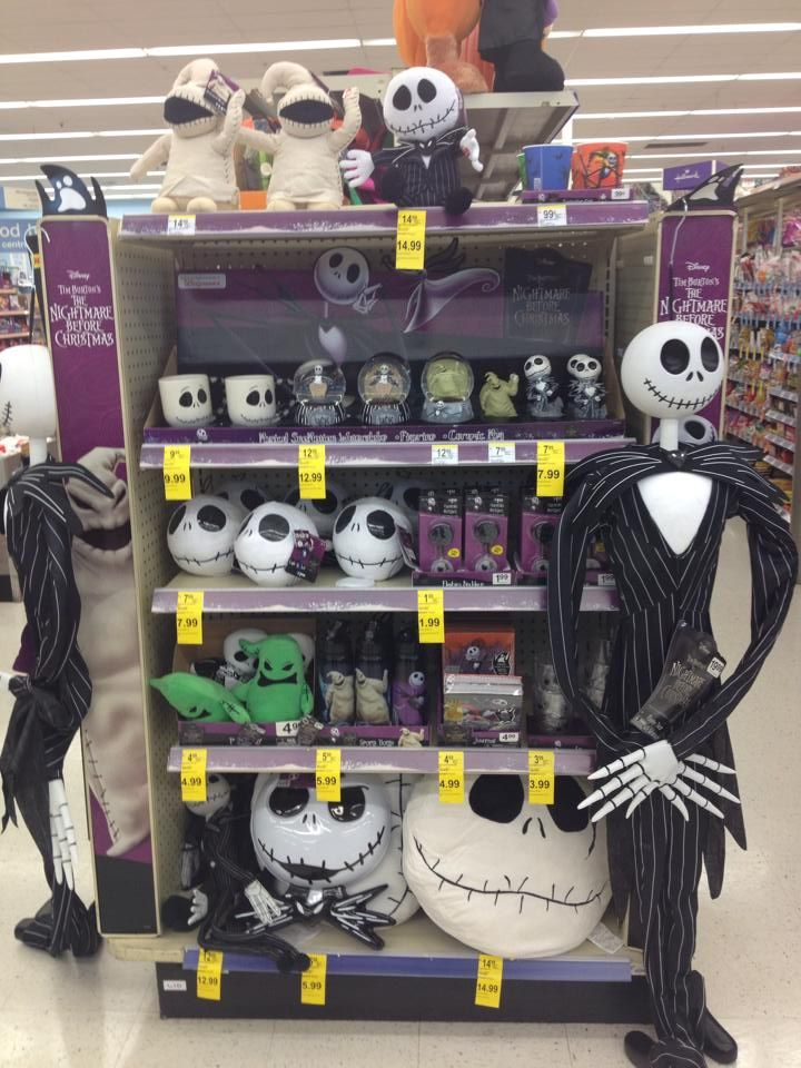Walgreens Christmas Decorations 2019 Nightmare Before Christmas items at Walgreens. I want one of each