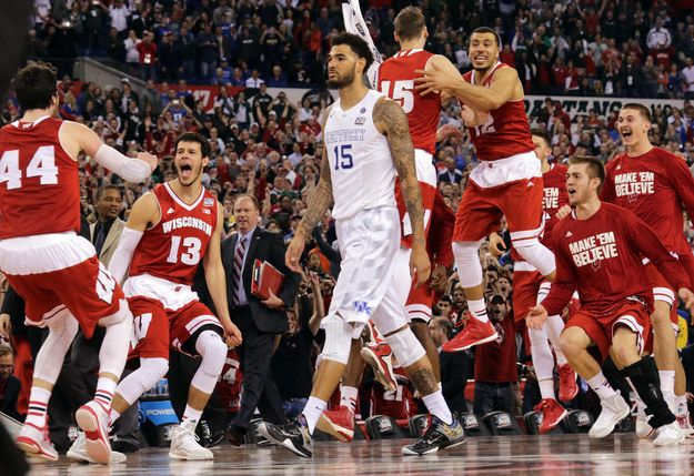 What Channel Is The Wisconsin Badger Game On Time Warner Cable: 23 Reasons The Wisconsin Badgers Still Won The NCAA Tournament rh:pinterest.com,Design