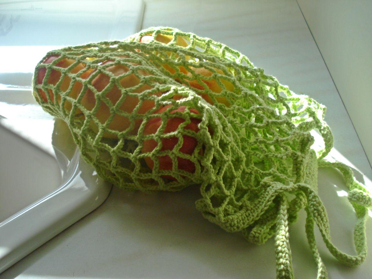 Einkaufsnetz Häkeln Handarbeit Pinterest Crochet Knit Crochet
