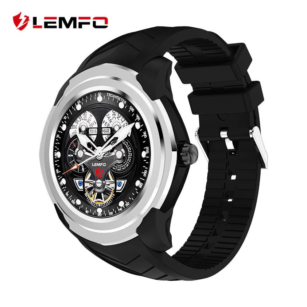 LEMFO LF17 Smart Watch Men For Android Phone 3G WIFI SIM
